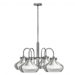 Congress Multi-Arm Ceiling Pendant