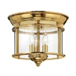 Gentry Flush Ceiling Light