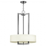 HK/HAMPTON/P/B Hampton 3 Light Pendant