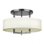Hampton Triple Semi-Flush Light HK/HAMPTON/SF