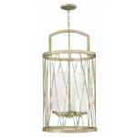 Nest 4 Light Pendant HK/NEST/P/C SL