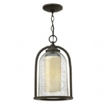 Quincy Bronze Chain Lantern HK/QUINCY8/M
