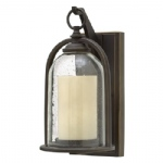 Quincy Small Wall Lantern HK/QUINCY/S
