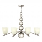 Polished Nickel Ceiling light HK/ZELDA8 PN