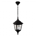 Black Single Lantern KERRY CHAIN
