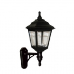 KERRY Wall Lantern Black