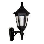 Black Outdoor Wall Lantern KINSALE WALL