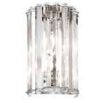 Crystal Skye Double Wall Light KL/CRSTSKYE2