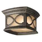 Franceasi Flush Porch Light KL/FRANCEASI/F