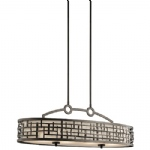 KL/LOOM/ISLE Loom 4 Light Pendant
