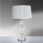 Single Crystal Table Lamp LUI/ANTONIA LS1041