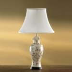 Table Lamp LUI/BIRD CRACKLE LS1054