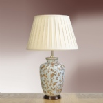 Table Lamp LUI/Gold BIRDS LS1040