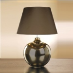 Bronze Table Lamp LUI/OTTOMAN LS1020