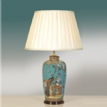 Ceramic Table Lamp LUI/PEACOCK LS1038