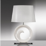 Large Ceramic Table Lamp LUI/PEARL Large LS1112