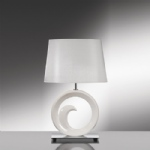 Small Ceramic Table Lamp LUI/PEARL SMALL LS1113