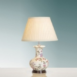 Table Lamp LUI/PINK BLOSSOM LS1032