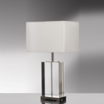 Crystal Table Lamp LUI/VALENTINA LS1105