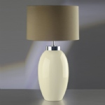 Large Victor Table Lamp LUI/VICTOR LG CR LS1029