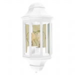 M8 2 WH White Mini Malaga Wall Light