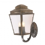 Mansions Outdoor Wall Light MANSIONHS/WB1 BR