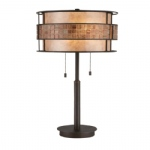 2 Light Table Lamp QZ/LAGUNA/TL