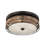 Laguna Large Triple Flush Ceiling Light QZ/LAGUNA/F/L