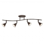 4 Spot Ceiling Bar Light QZ/EASTVALE4 BAR