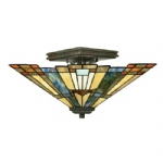 QZ/INGLENOOK/SF Inglenook Semi-Flush Ceiling Light