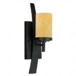Kyle Bronze Wall Light QZ/KYLE1