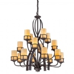 Kyle 16 Light Multi-Arm Pendant QZ/KYLE16