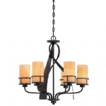 Kyle 6 Light Multi-Arm Pendant QZ/KYLE6