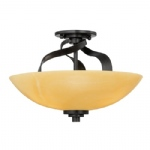 QZ/KYLE/SF Kyle Semi-Flush Ceiling Light
