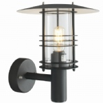 Stockholm Wall Light ST1 Black