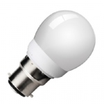 OMC2503 Low Energy Fluorescent 11W BC T2 Mini GLS Opal