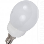 5w SES Low Energy Opal Golf Ball Lamp OMC9963