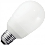 Low Energy 4W ES Opal Golf Ball Lamp OMC9942