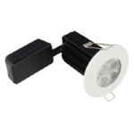DEL9WW Dimmable LED Downlight IP65
