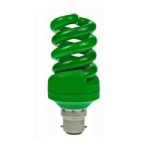 HELIX 11w Bc Green CFL HELIX-11W BC GREEN