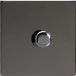 JDIP401S V-PRO Low Load Dimmer Iridium Black