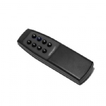 YRC8 Remote Controller 8 Button Black