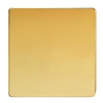 Polished Brass Blanking Plate XDVSBS