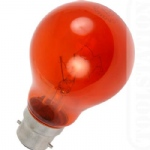 Fire Glow 60w BC Decorative Incandescent Lamp 03550