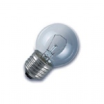 Golf Ball ES 25w E27 Clear 01711