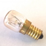 15watt SES Oven Light Bulb 02431