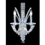 Eclipse Crystal Wall Light CO012092/02/WB/CH