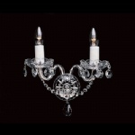 Bela Crystal Wall light CB125936/00/02/WB