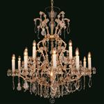 Misto Multi-Arm Crystal Chandelier CB145311/16
