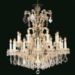 Misto Multi-Arm Crystal Chandelier CB145311/25